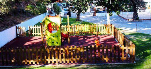 Parque de Campismo do Fundão