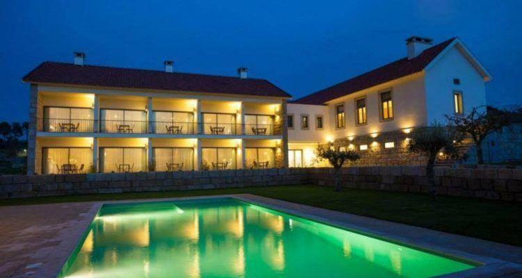 Madre de Água Hotel Rural