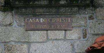 Casa do Cipreste