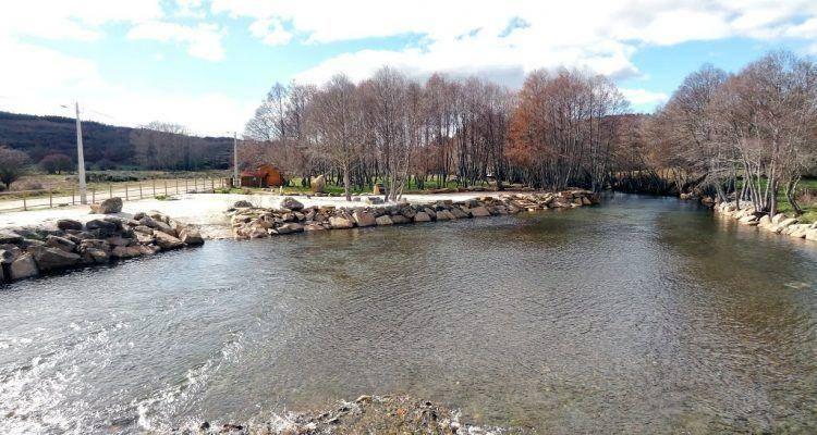Praia Fluvial de Quadrazais