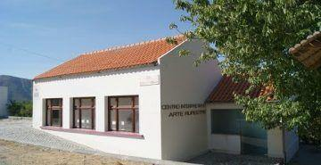 Centro Interpretativo de Arte Rupestre de Chãs d'Égua