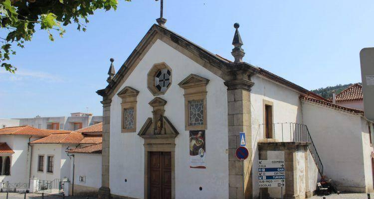 Igreja Paroquial da Vila de Arganil