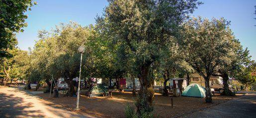 Parque de Campismo de Côja