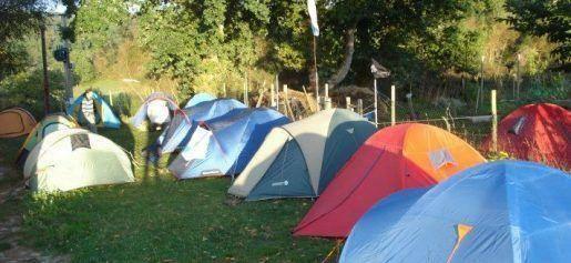 Parque de Campismo Rural Senhora dos Verdes