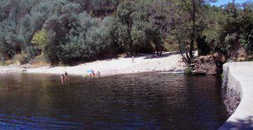 Praia Fluvial Moinho de Alva