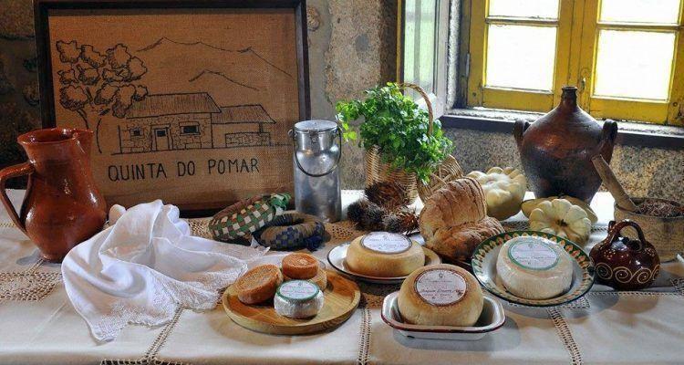 Queijo Tradicional da Soalheira Quinta do Pomar
