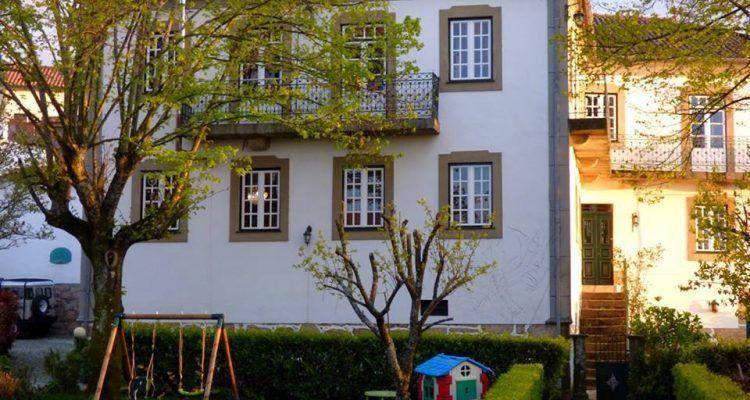 Casa das Tílias