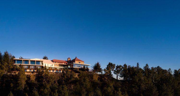 Casa de São Lourenço – Burel Panorama Hotel