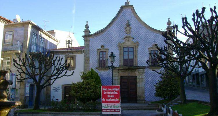 Igreja da Misericórdia de Gouveia