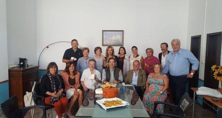 Confraria Gastronómica da Cherovia e da Panela no Forno