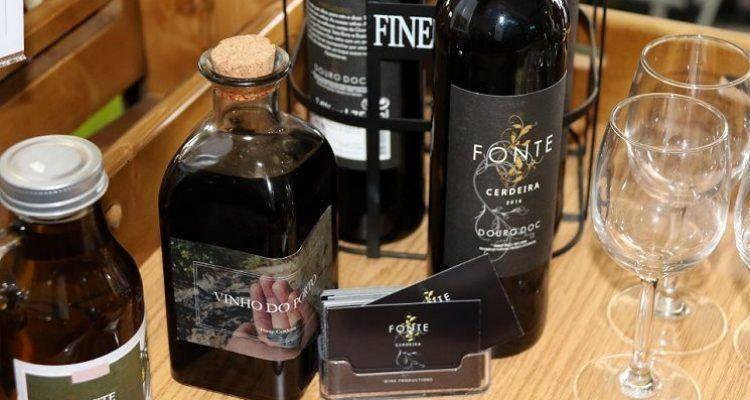 Vinho Fonte Cerdeira