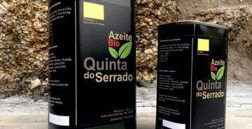 Azeite Biológico Quinta do Serrado