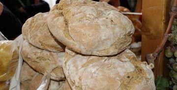 Pão e filhoses