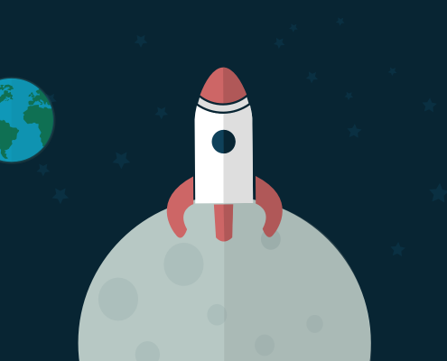 Aterragem Na Lua