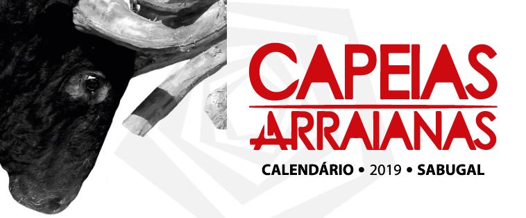 Calendário de Capeias 2019