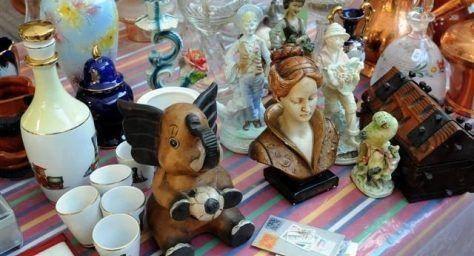 Feira de Antiguidades e Colecionismo na Guarda regressa no próximo domingo