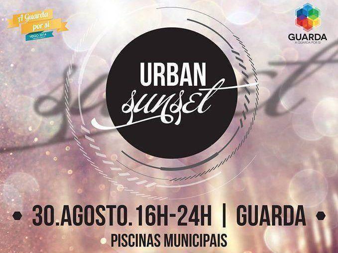 8eea6e45da88 Urban Sunset decorre hoje nas piscinas municipais da Guarda