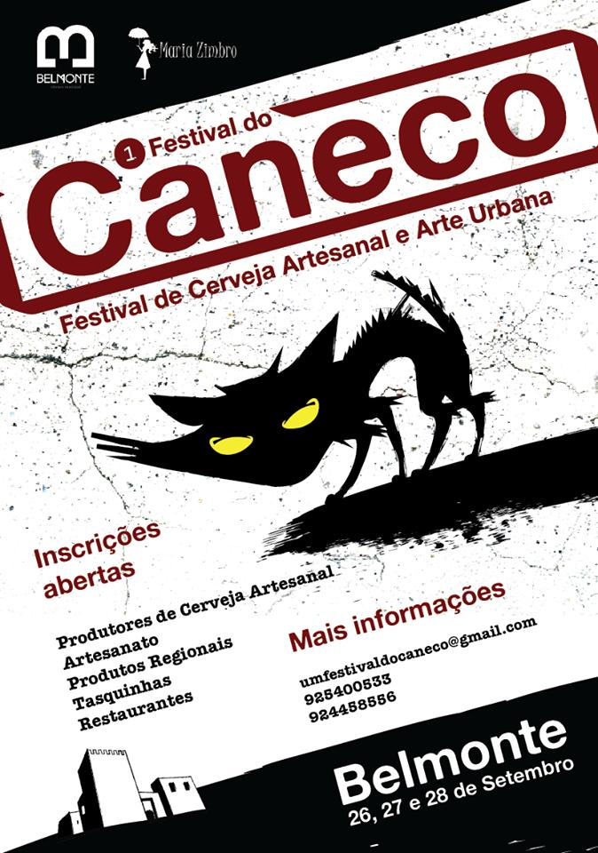 Festival do Caneco em Belmonte