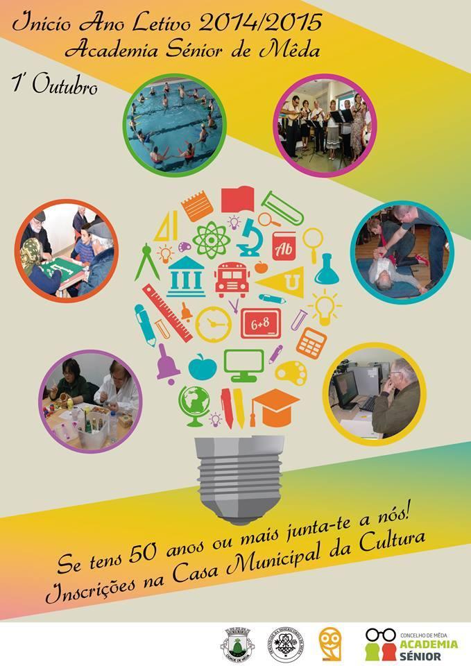 Academia Sénior da Mêda 2014
