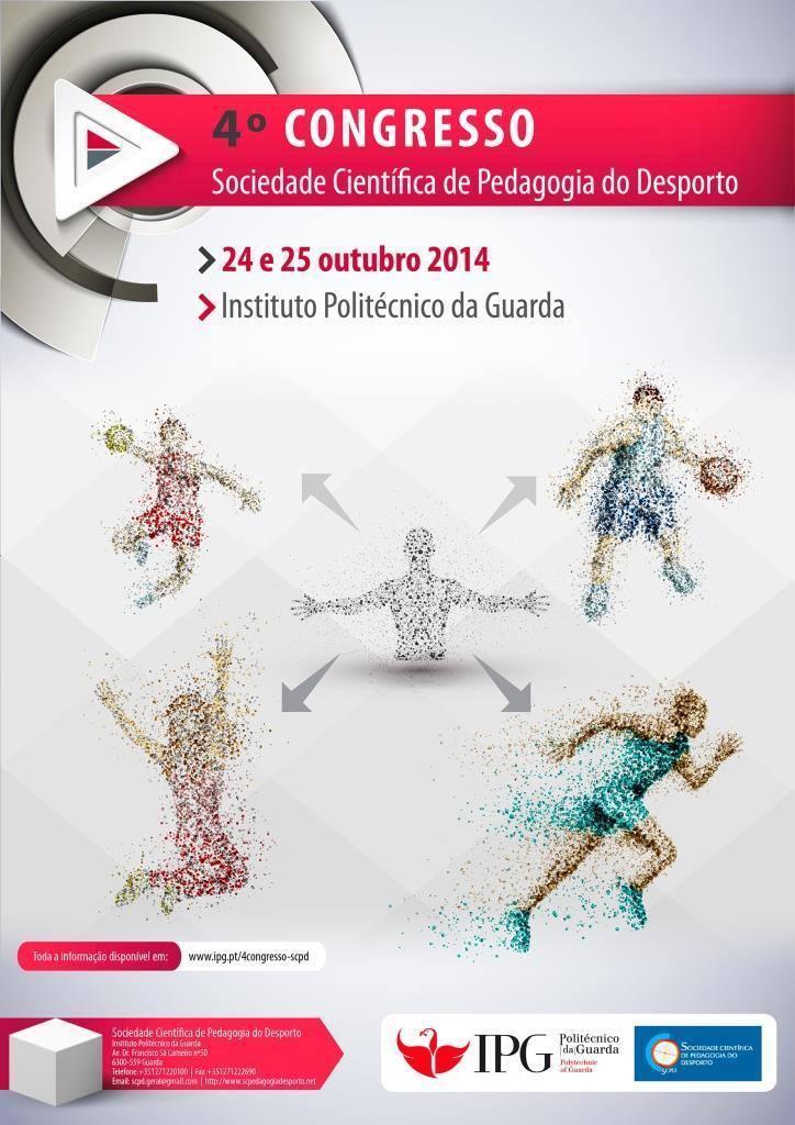 4º Congresso da Sociedade Científica de Pedagogia do Desporto