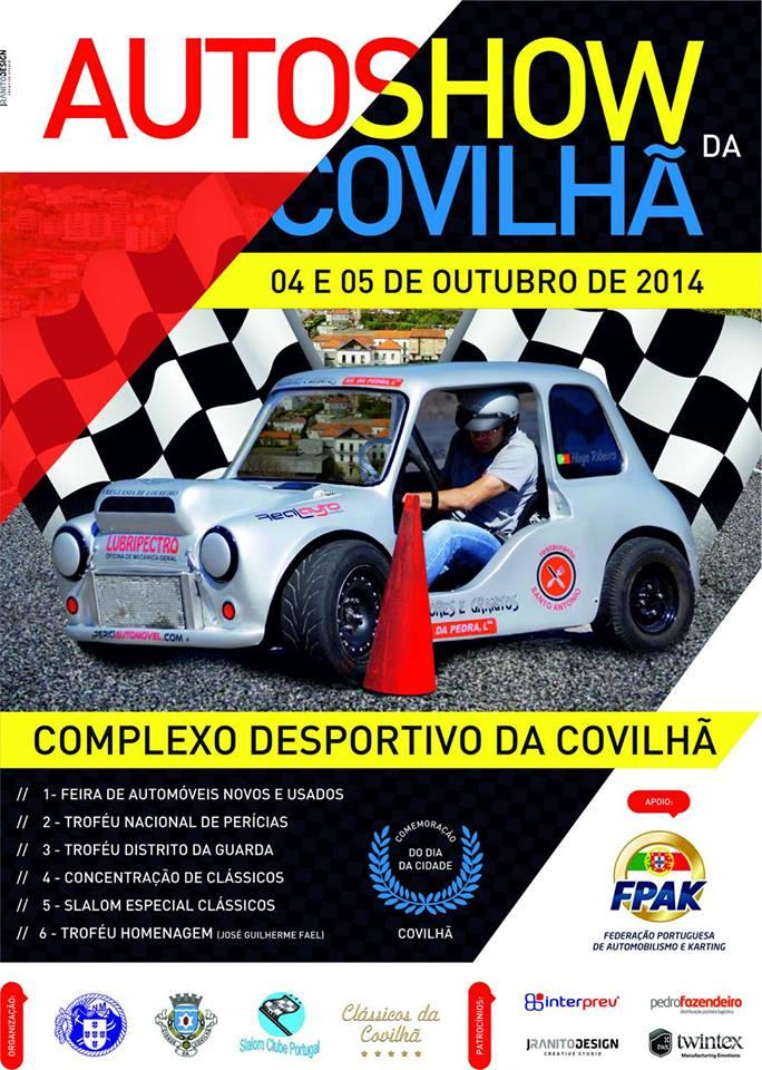 Auto Show na Covilhã