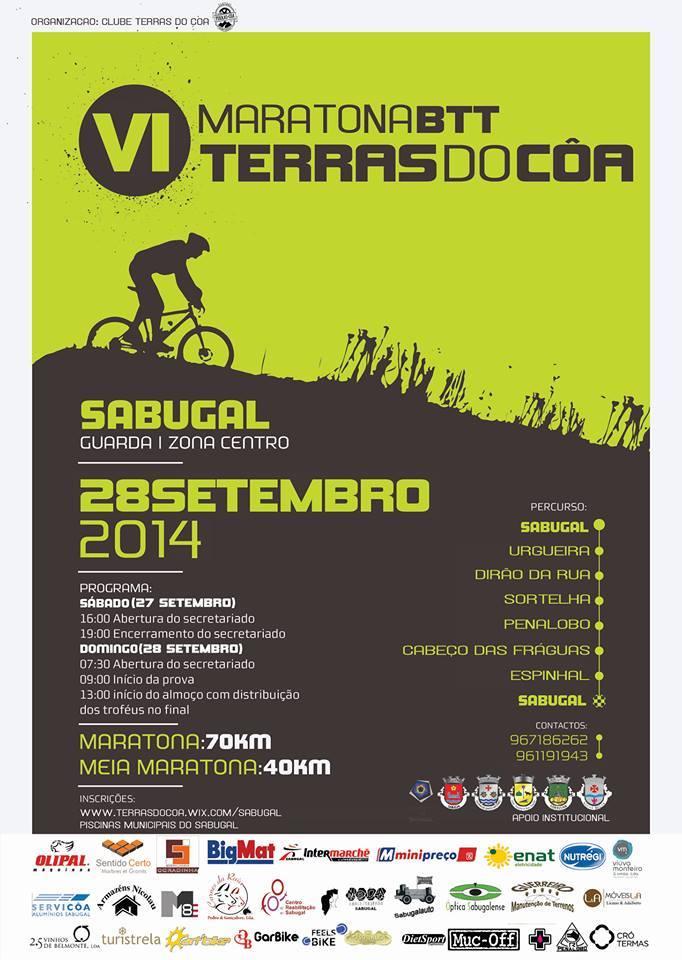 VI Maratona BTT Terras do Côa