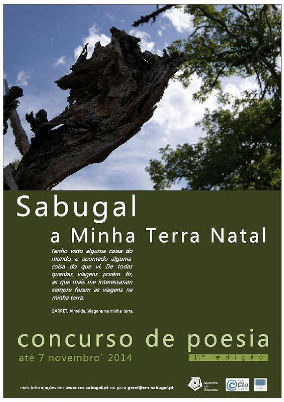 Concurso de Poesia no Sabugal