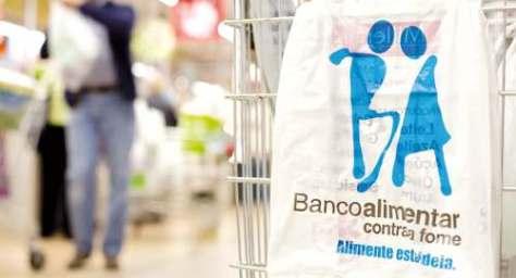 Banco Alimentar promove Campanha de Natal de Recolha de Alimentos