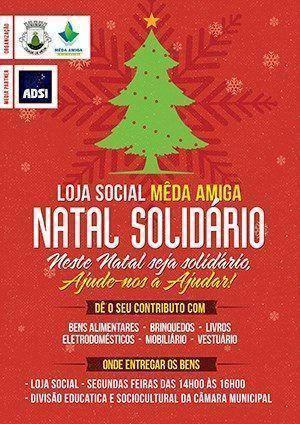 Natal Solidário de Mêda