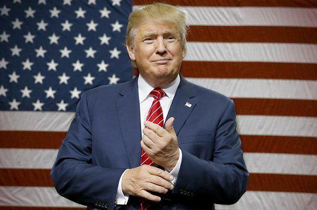 wiki donald trump eleito novo presidente