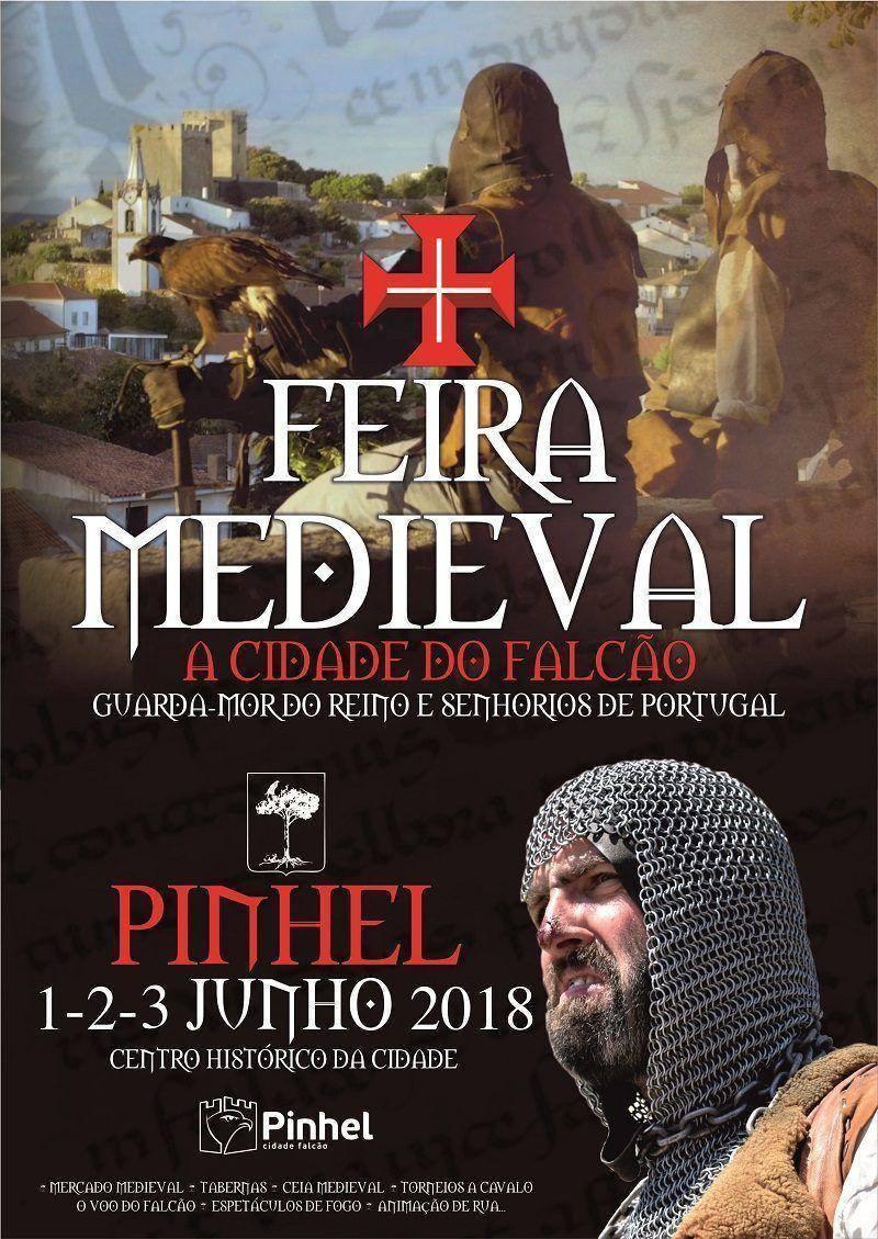 Resultado de imagem para feira medieval pinhel
