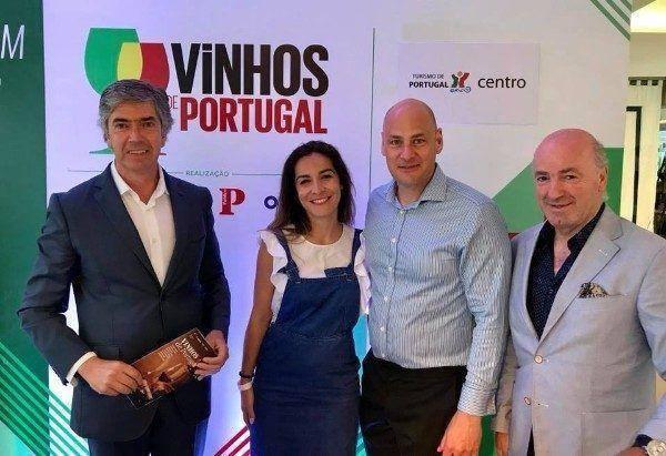 Resultado de imagem para Vinhos do Centro de Portugal promovem-se no Brasil