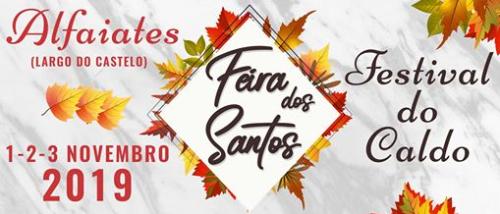 """""""Feira dos Santos"""" em Alfaiates (Sabugal)"""