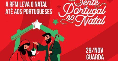 """RFM sente Portugal no Natal"" este domingo na Guarda"