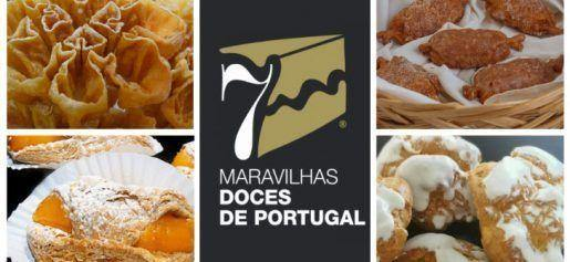 """As """"7 Maravilhas Doces de Portugal"""" da Região"""