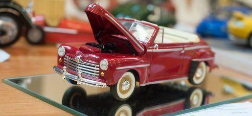 Mais de 4 mil exemplares para ver no Museu de Miniatura Automóvel em Gouveia